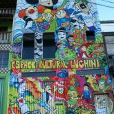 Esse é o Espaço Cultural Luchini