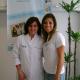 Dra Marisa e paciente atendida pela projeto