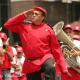 Desfilando em Fortaleza na semana da independência
