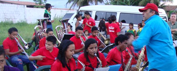 Associação artístico cultural de integração e inclusão social