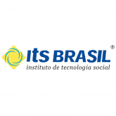 "Logotipo ""ITS BRASIL: Instituto de Tecnologia Social"""