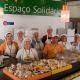Espaço Solidário: nas cidades de São Paulo, Joinville, Rio Claro e Manaus.